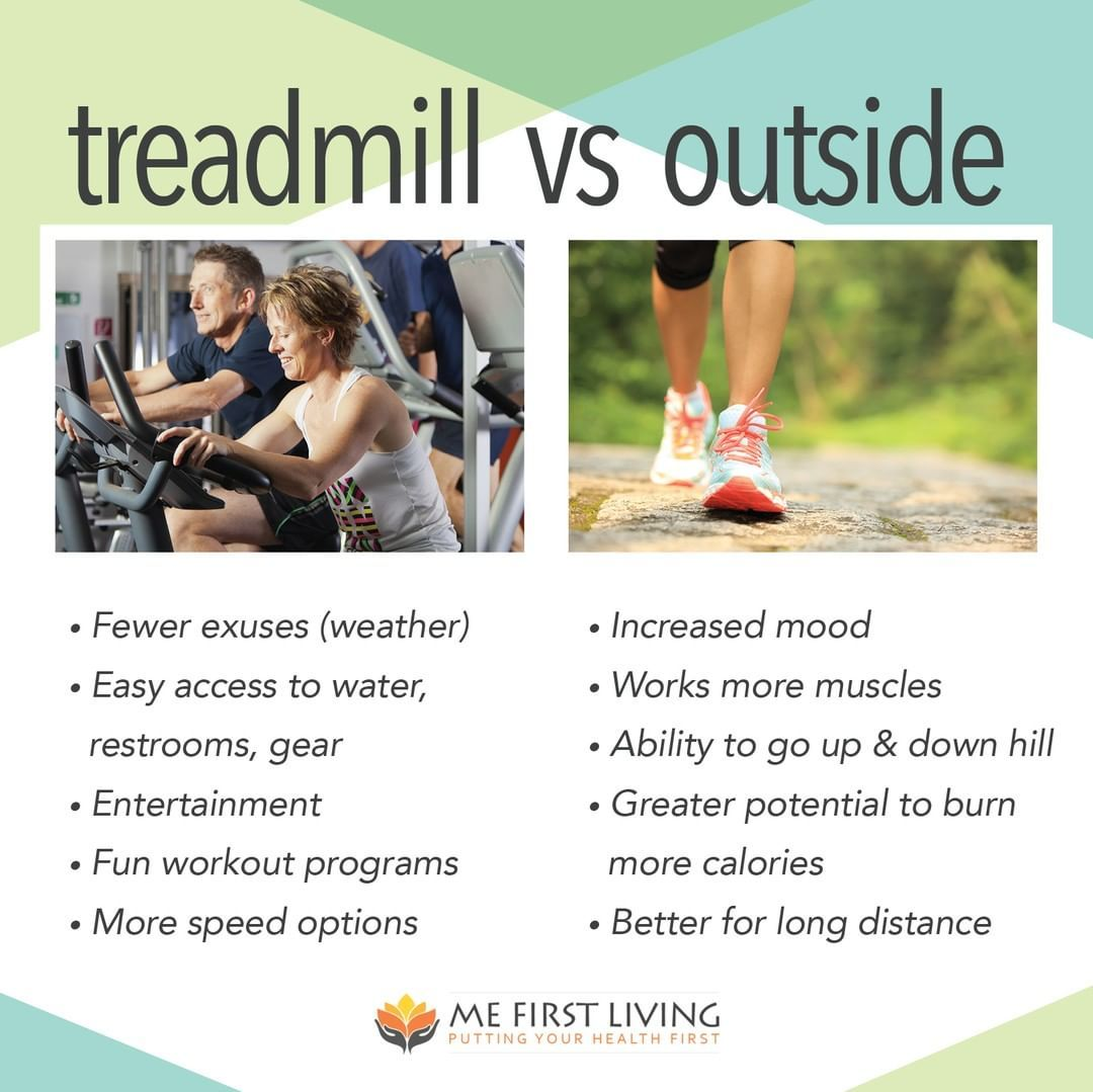 Which do you prefer and why? #Health #Fitness #BeActive