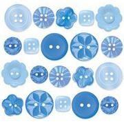 Doodlebug 20 piece Blue...