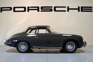 """Rare 356 """"Notchback"""" (My dad had one of these)"""