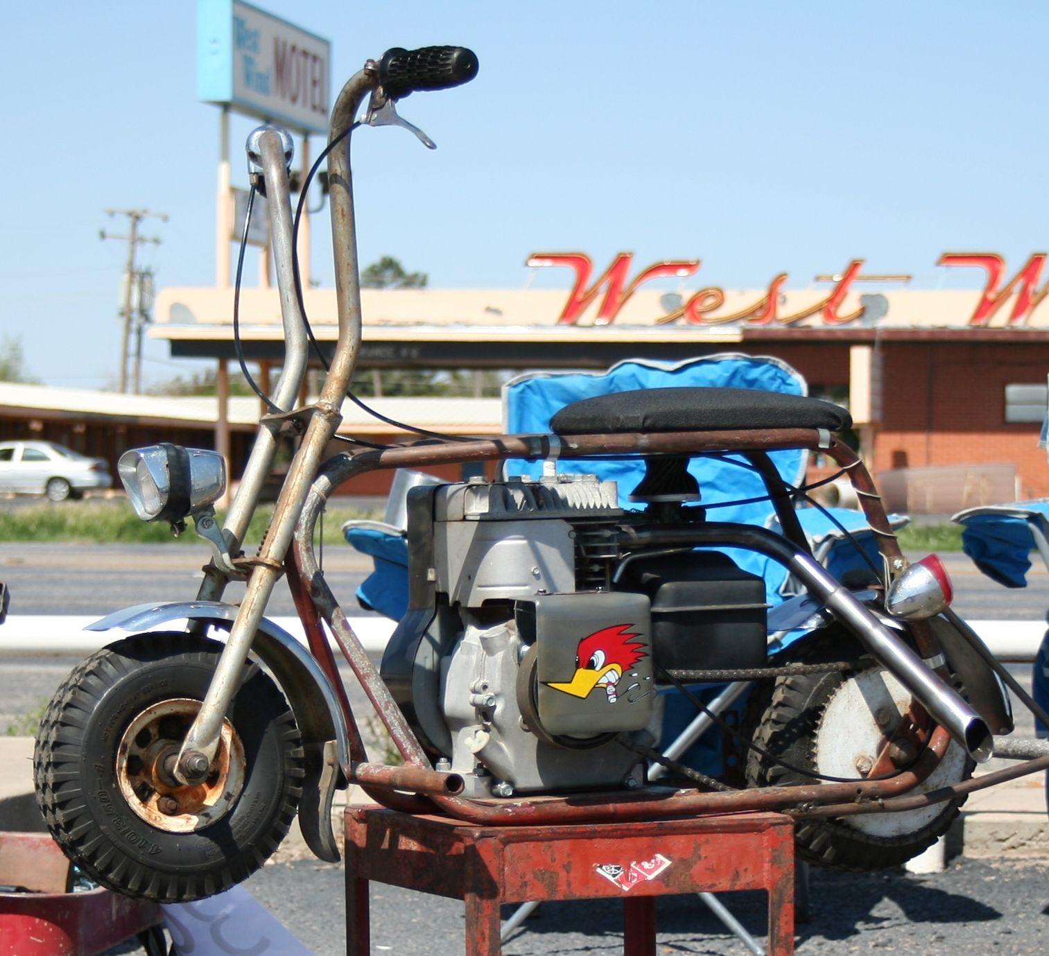 1964 Lil Indian Mini Bike Model 600 Mini Bike Bike Vintage Bikes