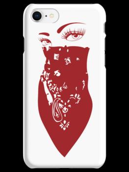 iphone 8 bandana case