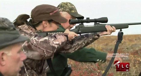 Animal rights' fury as Sarah Palin brags about killing a