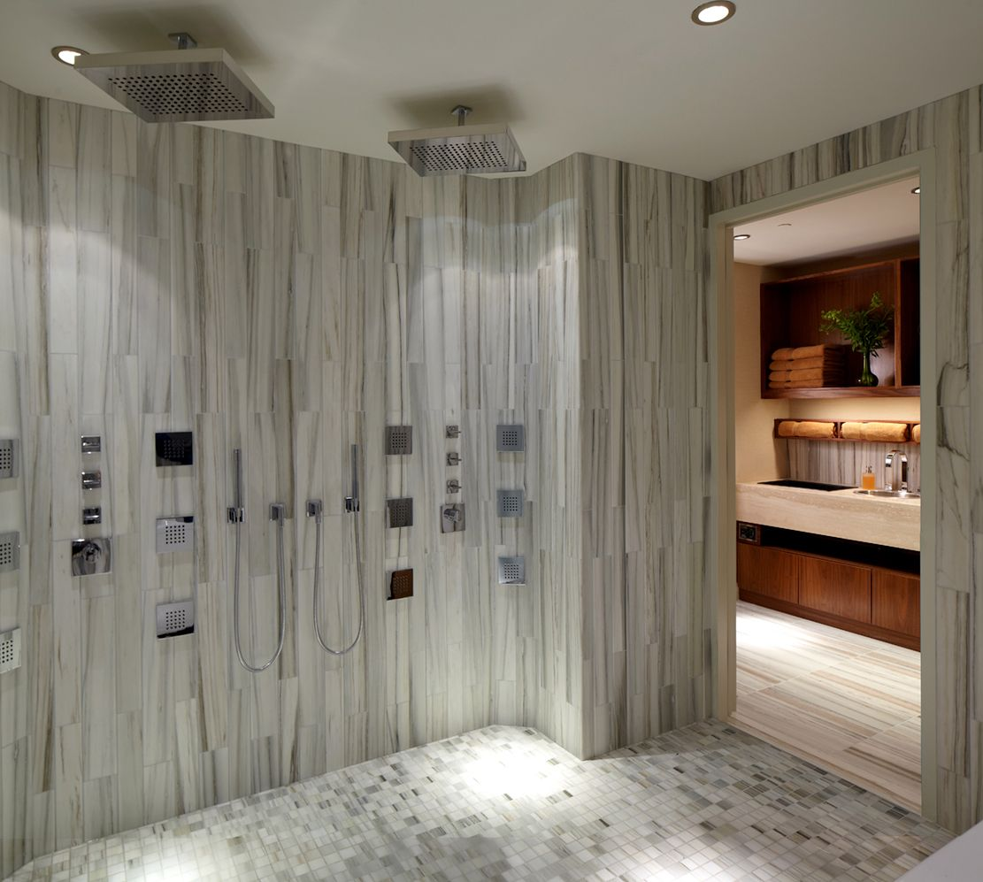 Sojo Spa Hotel These Are The Luxurious Showers In A Trump Soho Spa Suite I Want