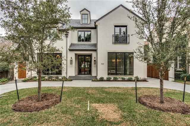 All Property Listings Lewis Mcknight S Highland Park Homes For Sale In Dallas Real Estate In The Hi Dallas House White Exterior Houses Texas Homes For Sale