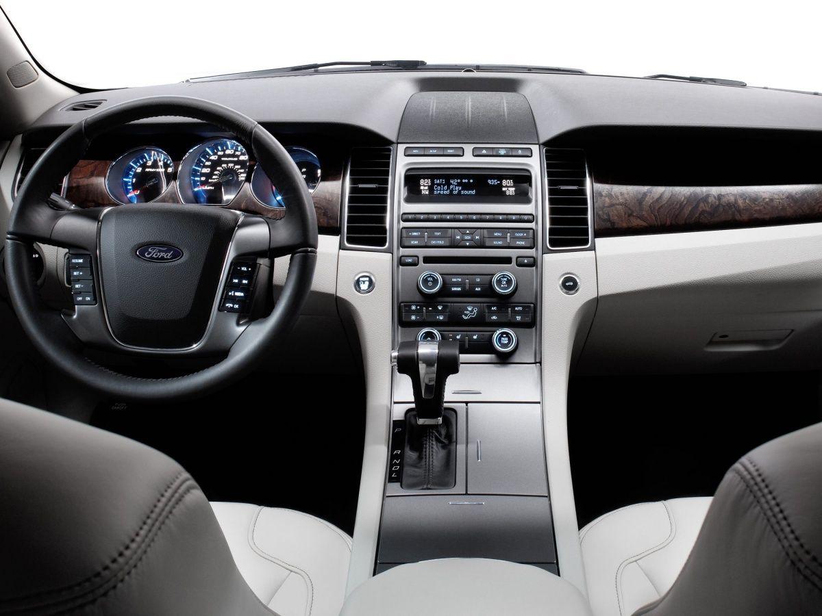 2012 ford taurus interior sexy