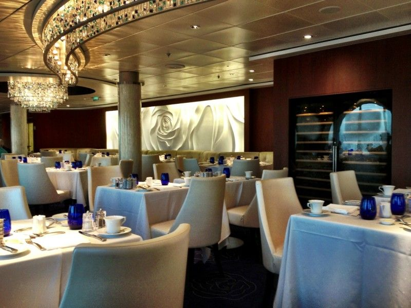 Celebrity Summit, Aqua Class, first-time experience – CiaoMary