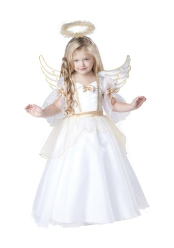 Toddler Angelic Costume Costumes and Toddler costumes - angel halloween costume ideas