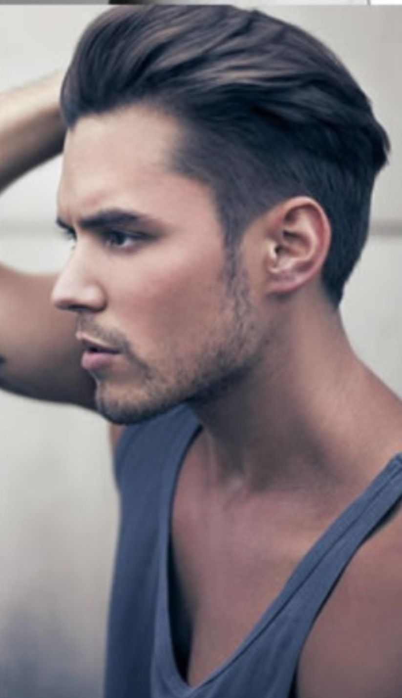 men's quiff shaved sides - google search | sharp'n'smooth