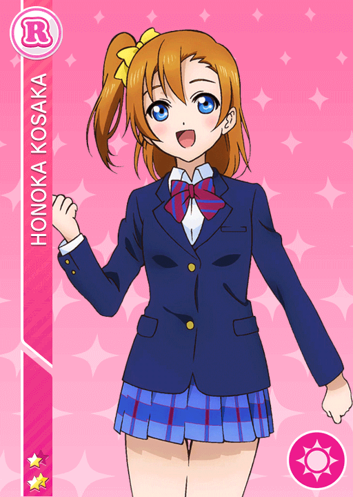 Pin on LOVELIVE CARD