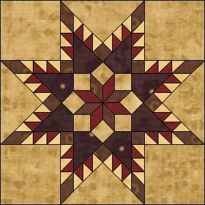 Free Easy Quilt Block Patterns | ... Unique Creations: Freebie ... : easy quilt blocks free - Adamdwight.com