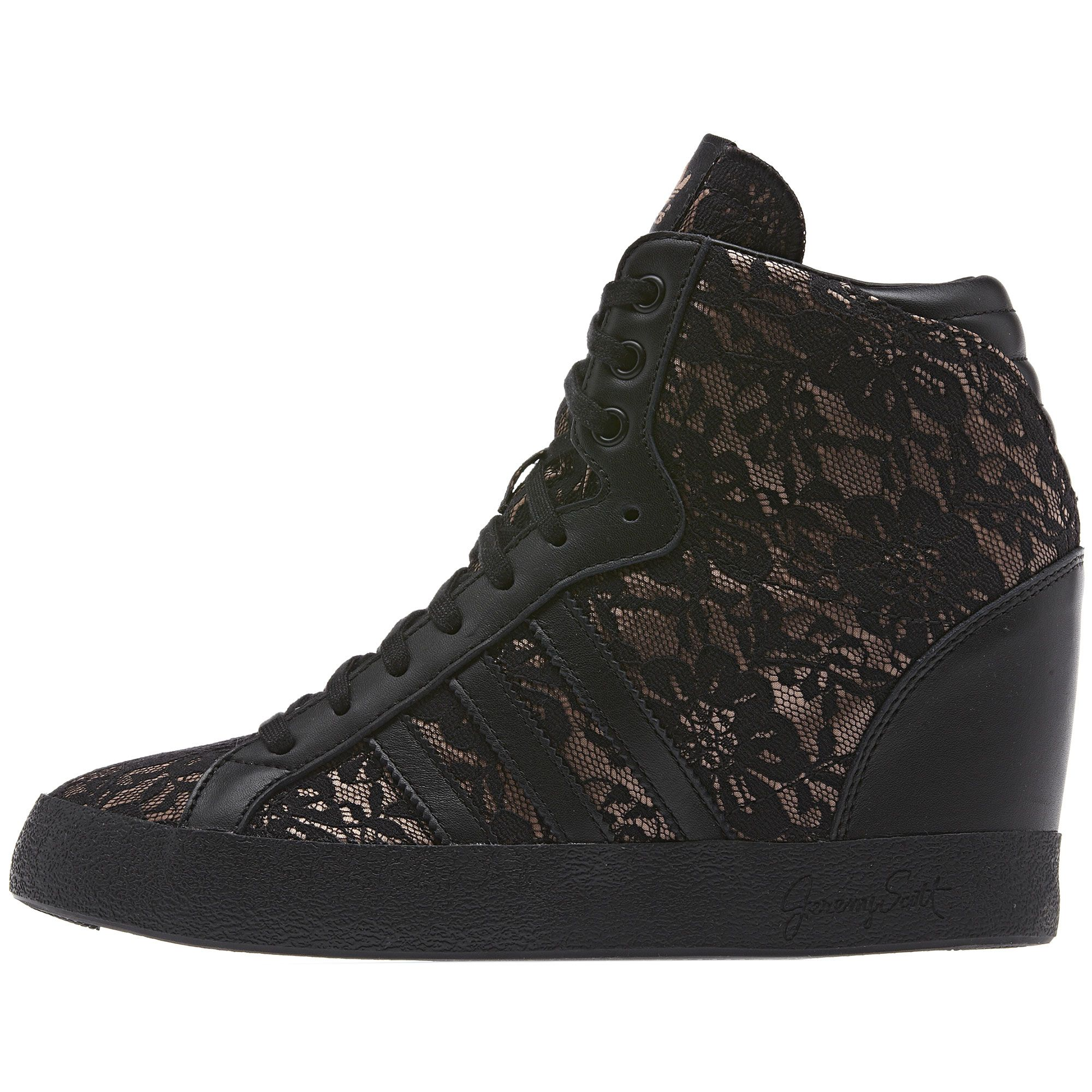 Wedge Jeremy AdidasChaussures Profi Lace Sneakers Signée Scott bY6gfy7v