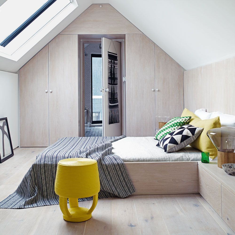 Attic Bedroom Ideas Ideal Home
