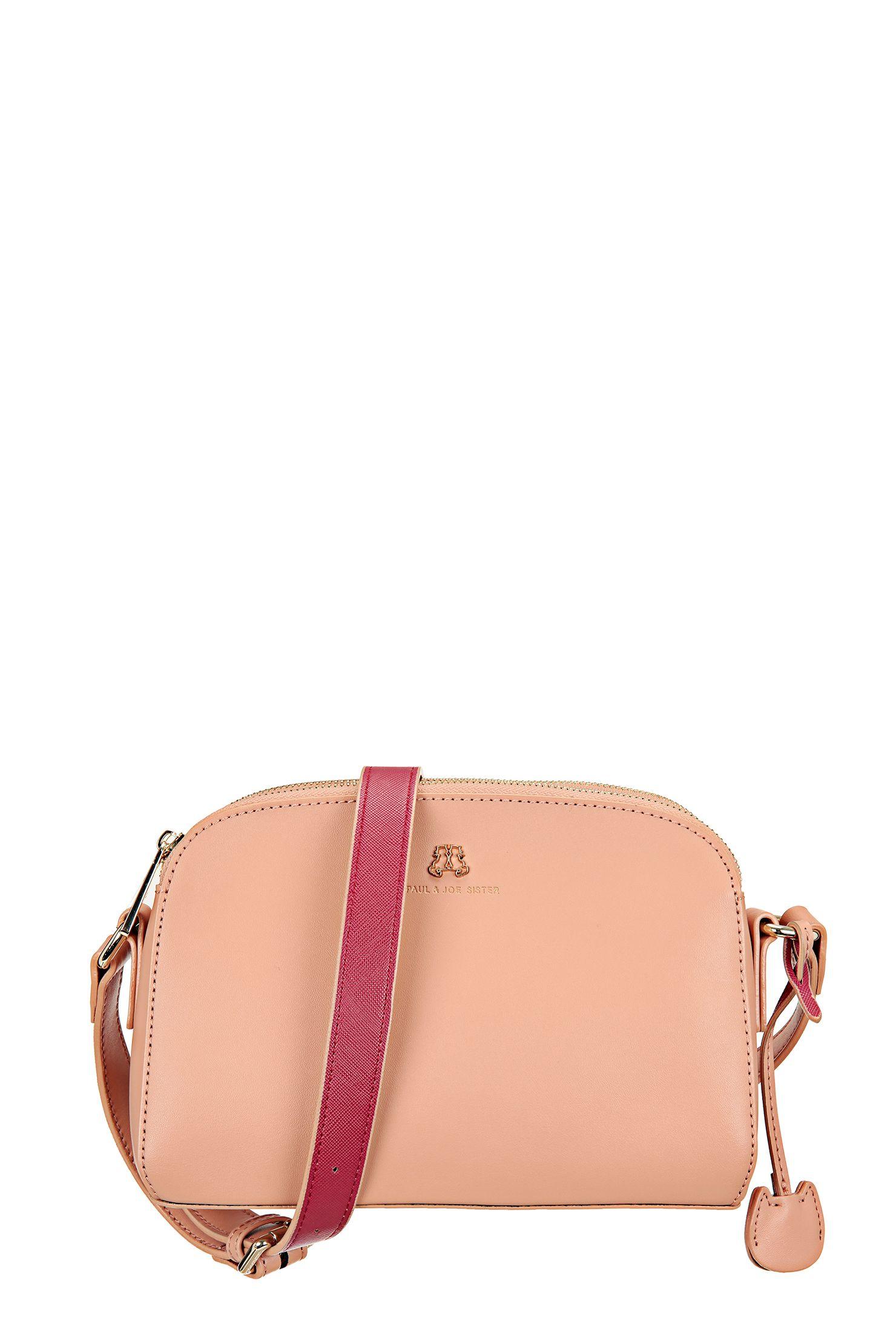 Leather Bag Erin Pink Paul Joe Sister On Monshowroom