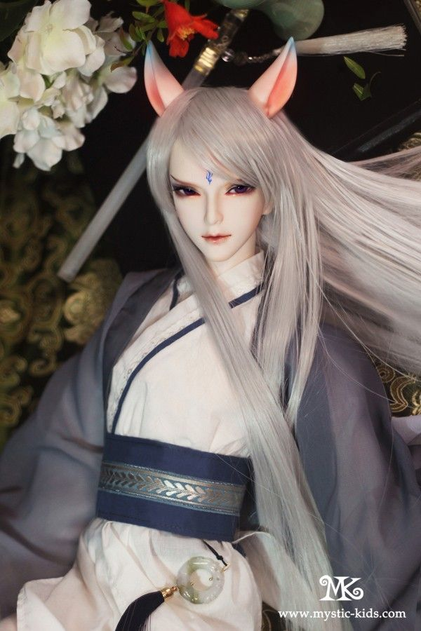 QingCen FOX, 71cm Mystic Kids Boy - BJD Dolls, Accessories - Alice's Collections