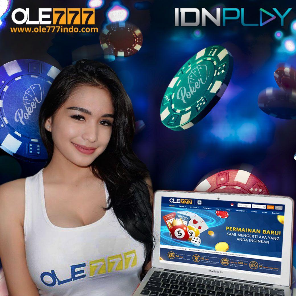 Pin Di Promosi Ole777