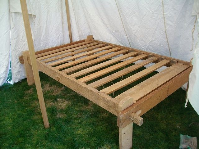 Pin By Jaynanne On Camp Furniture Bed Slats Camping Furniture