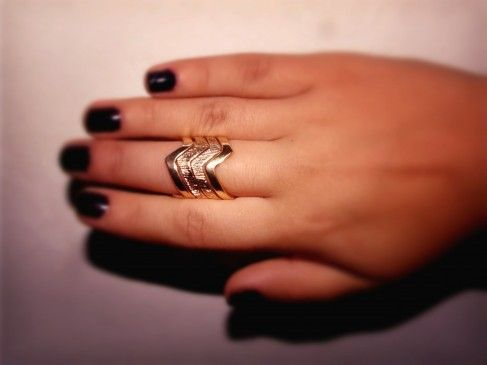 Trying to be cool? Try these rings!