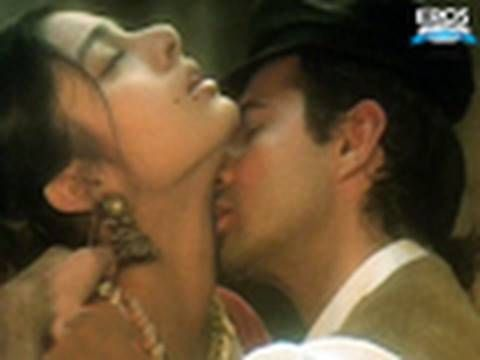 Hot Scene Tabu Navel Kiss Prem