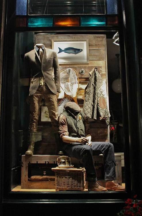 Window Shopping The Ralph Lauren Store In Aspen