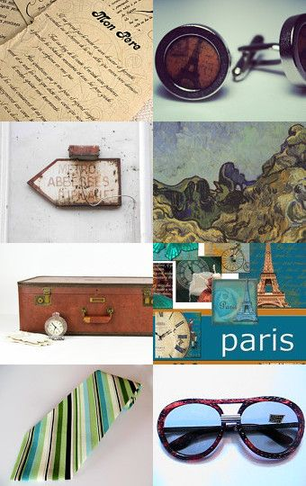 Take Dad to Paris--Pinned with TreasuryPin.com