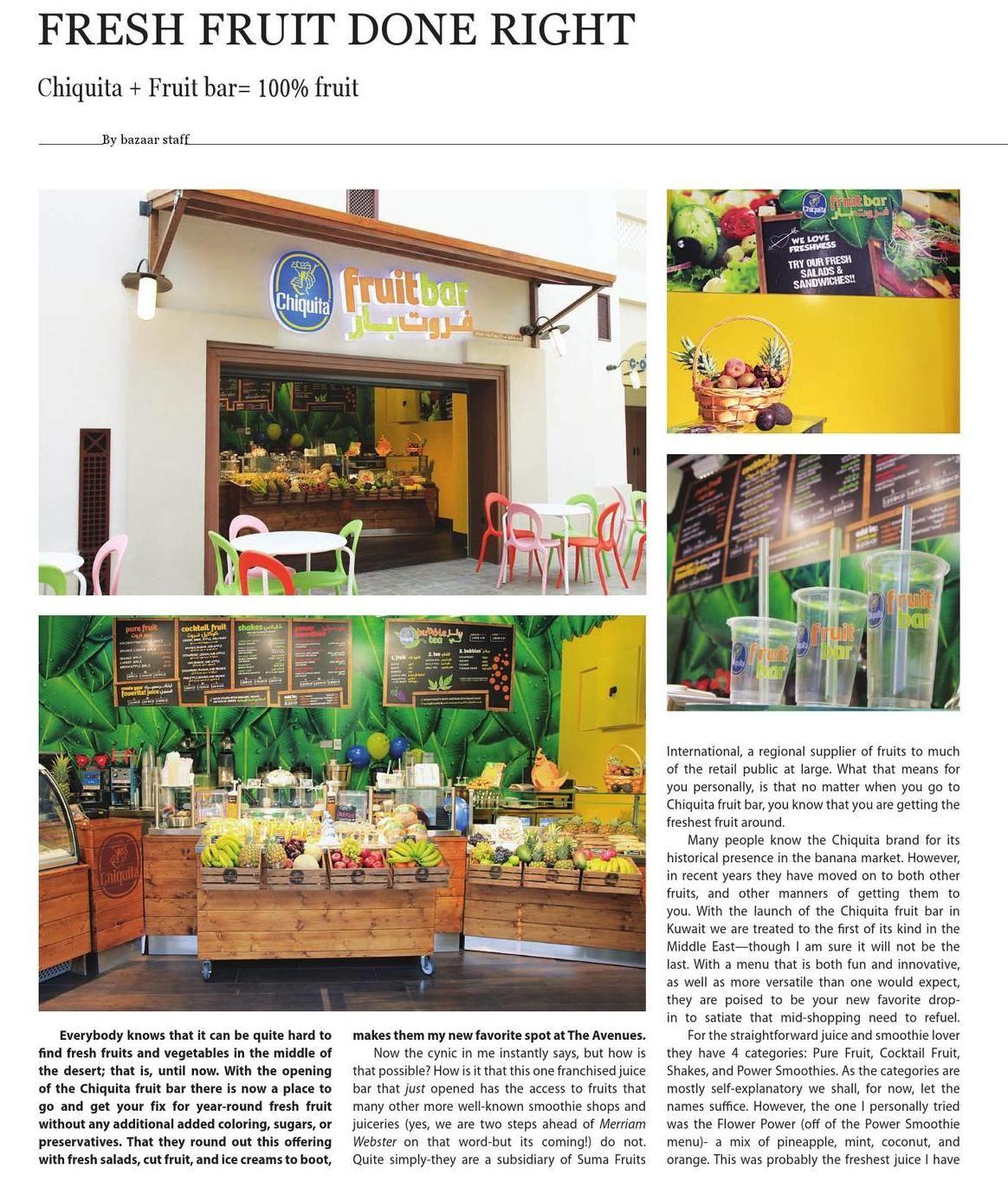 #ClippedOnIssuu from bazaar magazine May Issue