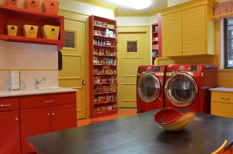 pantry laundry combination - Google Search