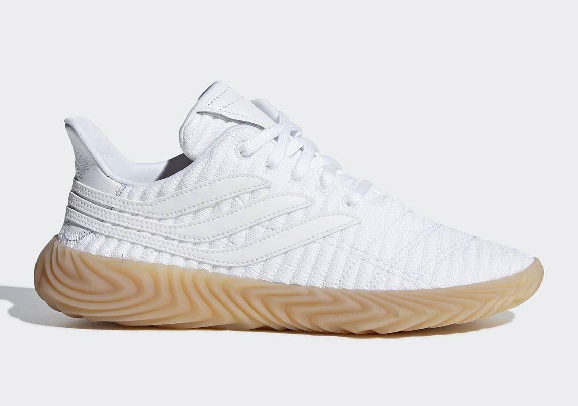 adidas Sobakov White Gum BB77666
