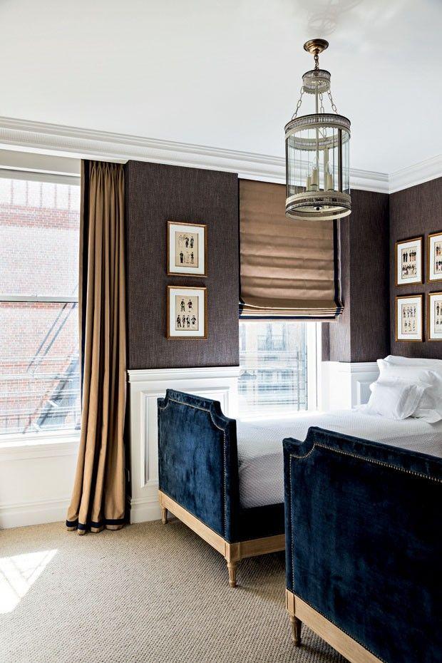 Upper East Side  dormitorios dobles  Habitaciones de