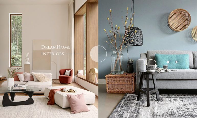 #DreamHomeInteriors:霧霾藍,森林系,珠寶色調...,5種裝潢趨勢讓居家煥然一新 | Trending decor, Home decor, Decor