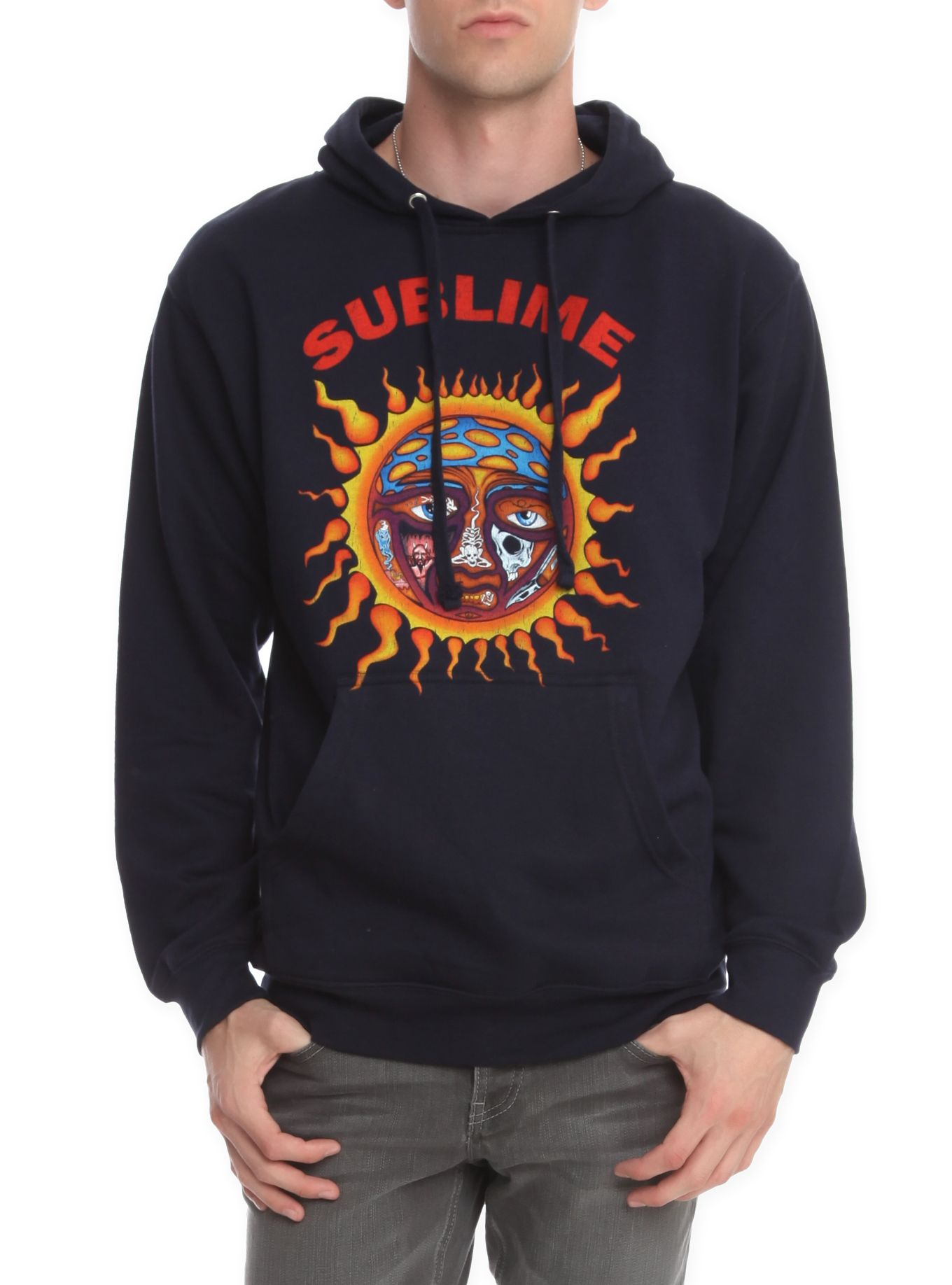 36aef26d87 Sublime Sun Pullover Hoodie