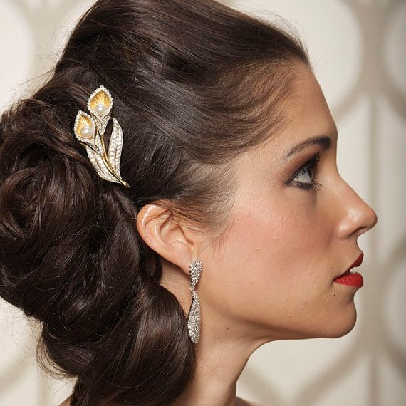 The 25 Best Art Deco Hair Ideas On Pinterest Hair Vine