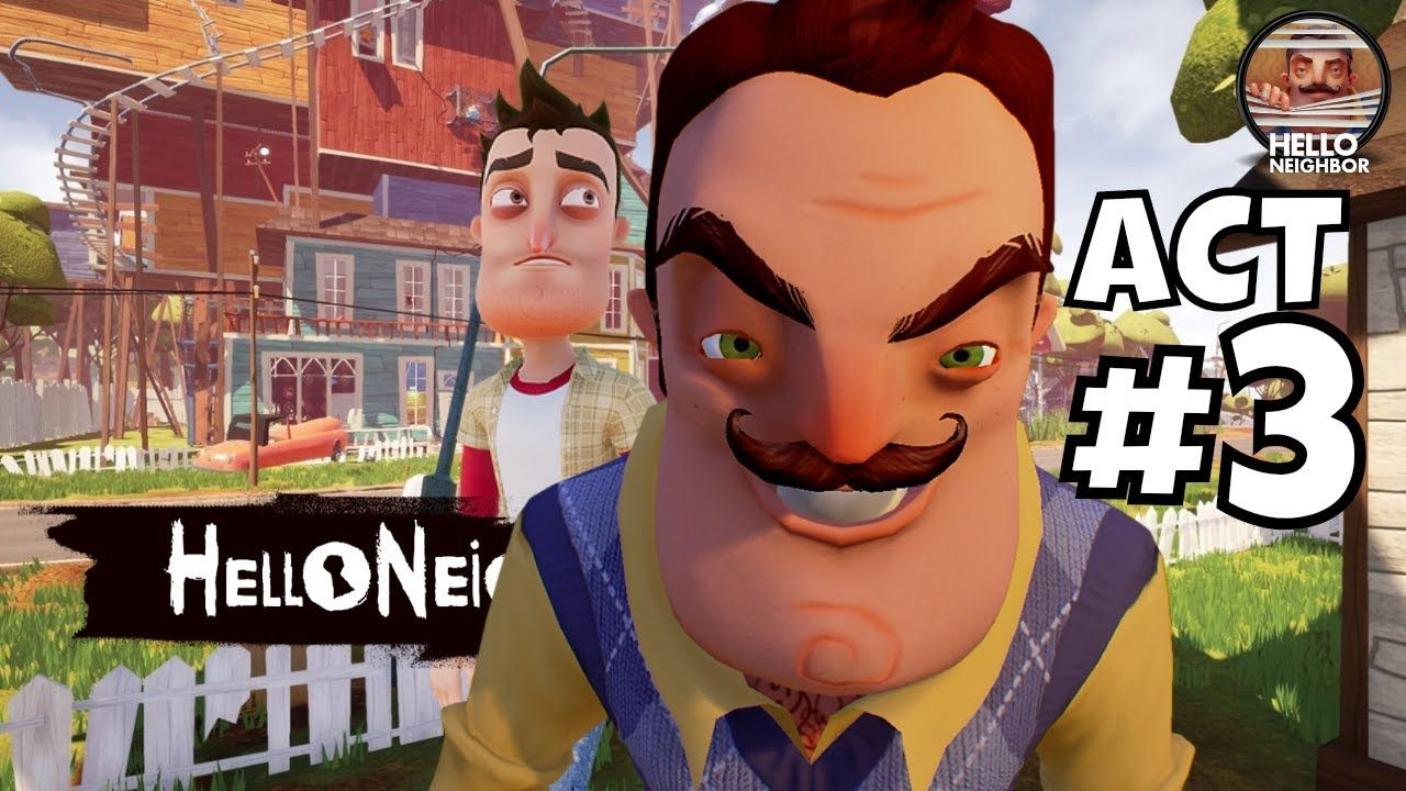 Rose Glen North Dakota ⁓ Try These Hello Neighbor Xbox One Act 3
