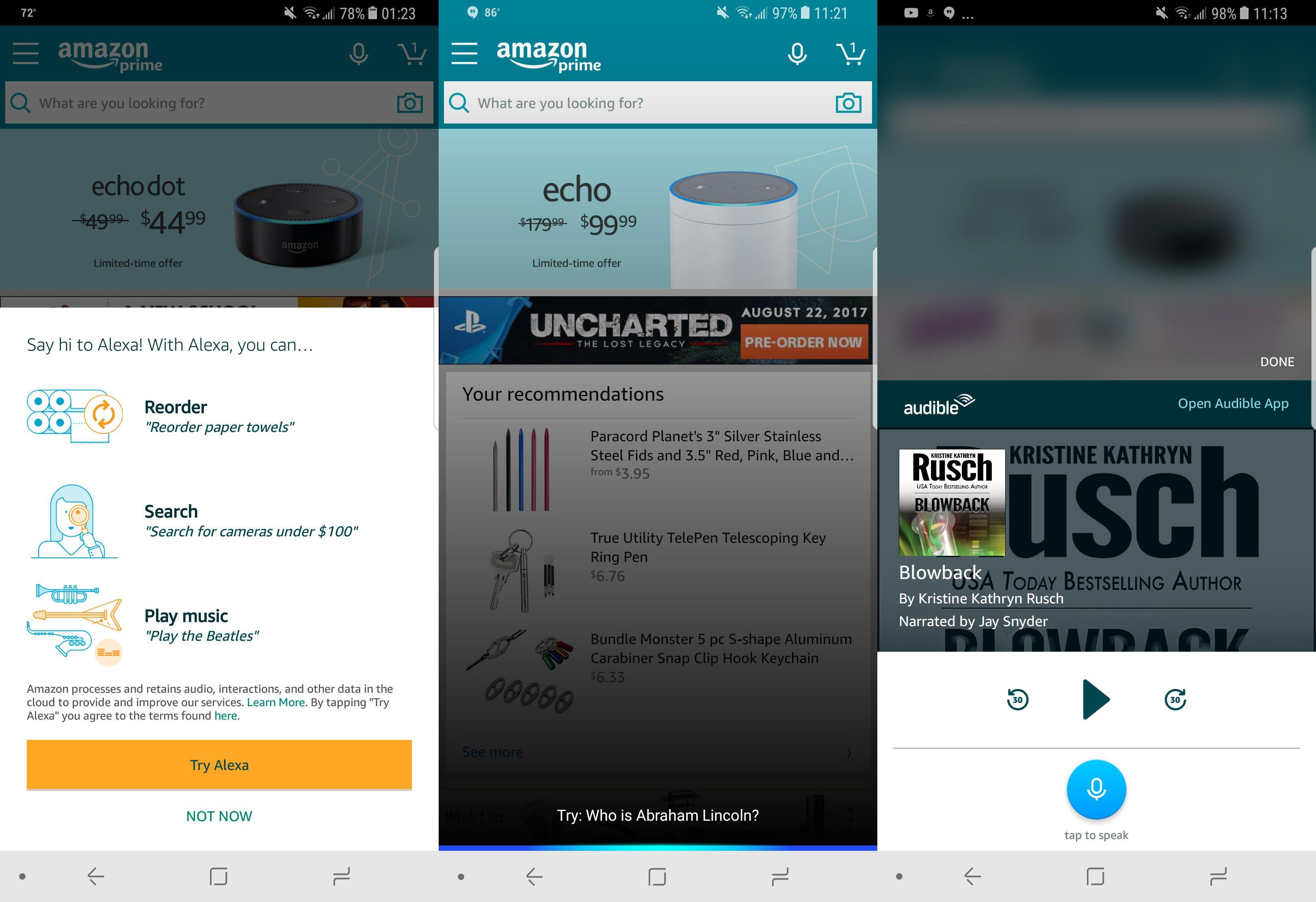 How to get Alexa on your Android phone Phone, Android