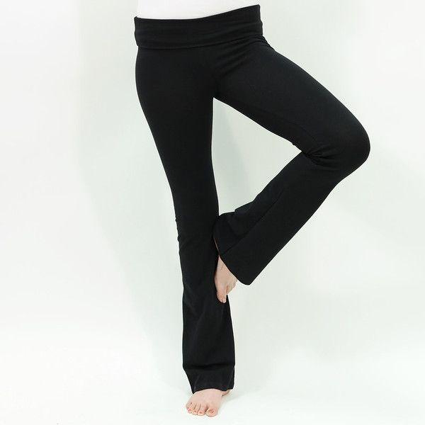 4100d7e98 Soft Comfort Cotton Spandex Yoga Sweat Lounge Gym Sports Athletic Pant