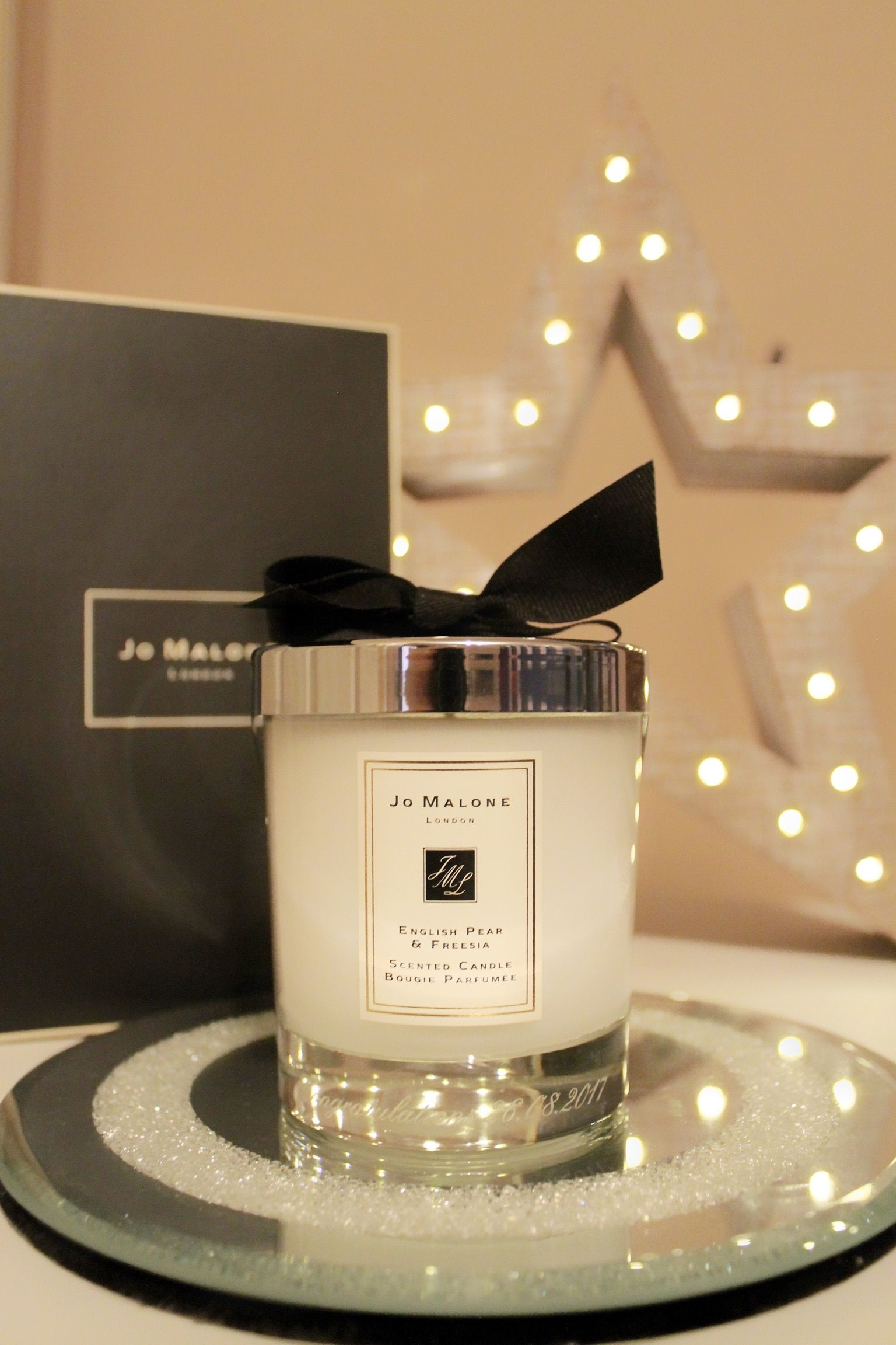 engraved jo malone s candle blog posts pinterest jo malone and