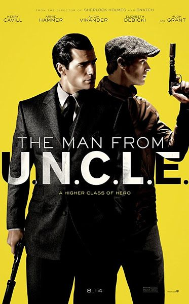 The Man from U.N.C.L.E. (English) dual audio full movie
