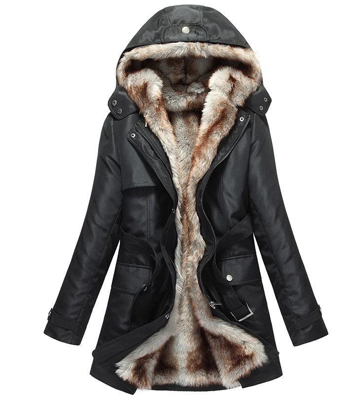 14f8f93d7f8a Women Winter Warm Coats | Down Coats For Women | Faux fur parka ...