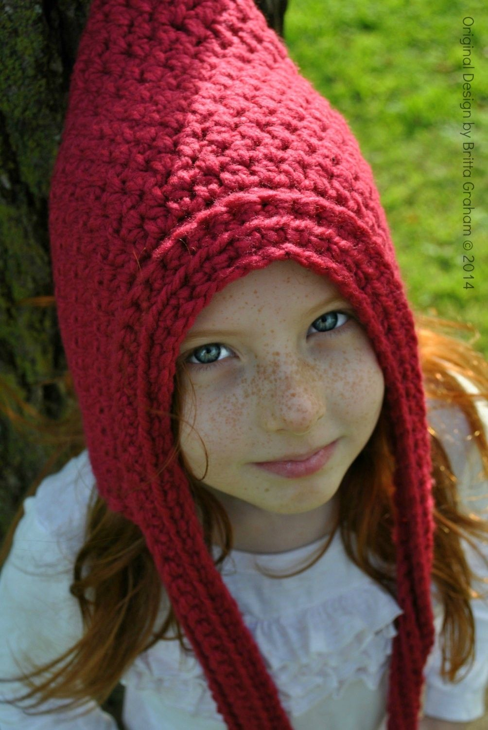 crochet pixie hat pattern - Love It So Much! | CROCHET | Pinterest ...