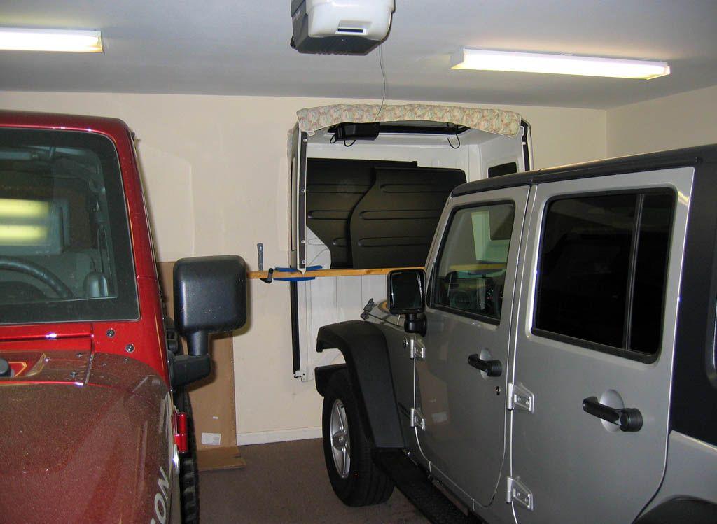 4 Door Wrangler Jk Freedom Top Hanger Diy 4 Door Wrangler Jeep Doors Wrangler Jk