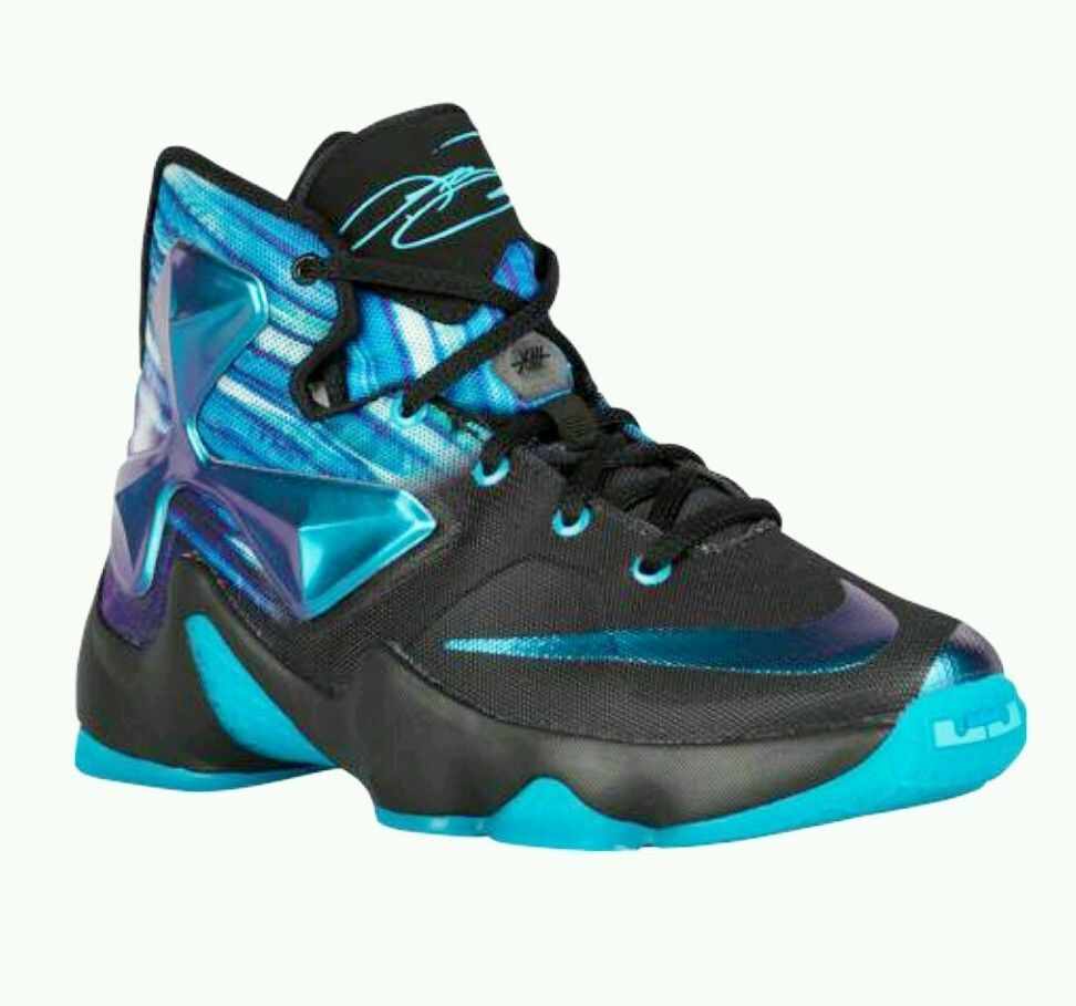 KIDS NIKE LEBRON 13 XIII BASKETBALL YOUTH 55Y BOYS SNEAKER  NEW IN BOX