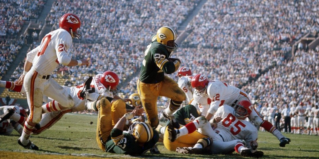 50 Seriously Impressive Super Bowl Facts We Bet You've