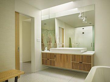 Lakewood Mid Century Modern Bathroom Seattle Deforest