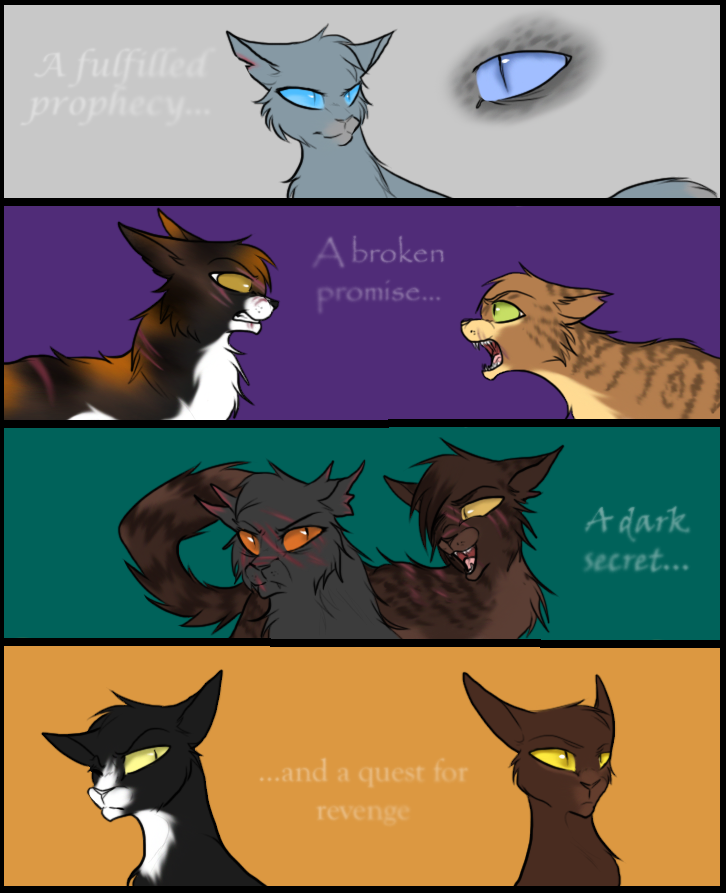 Warriors Forest Of Secrets Lexile: To Clarify, I Didn't Make This And I Believe This Was Made