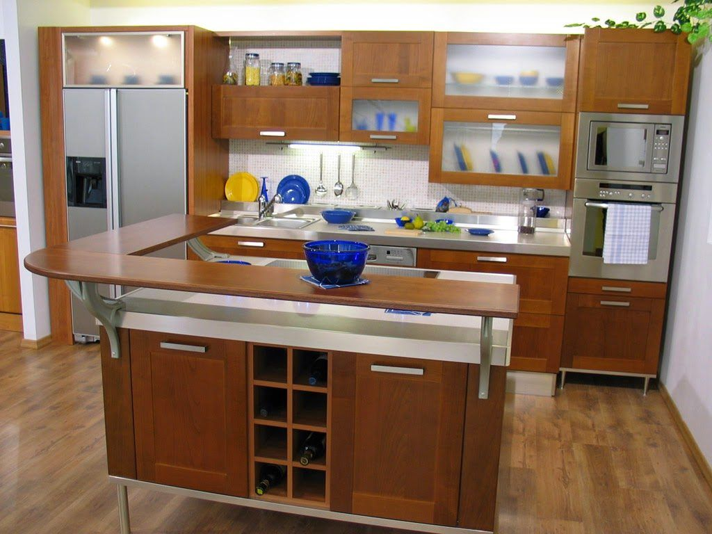 Home interior design kitchen  most hilarious one wall kitchen design ideas and inspiration