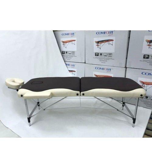 Comfort Plus Katlanabilir Alüminyum Masaj Yatağı