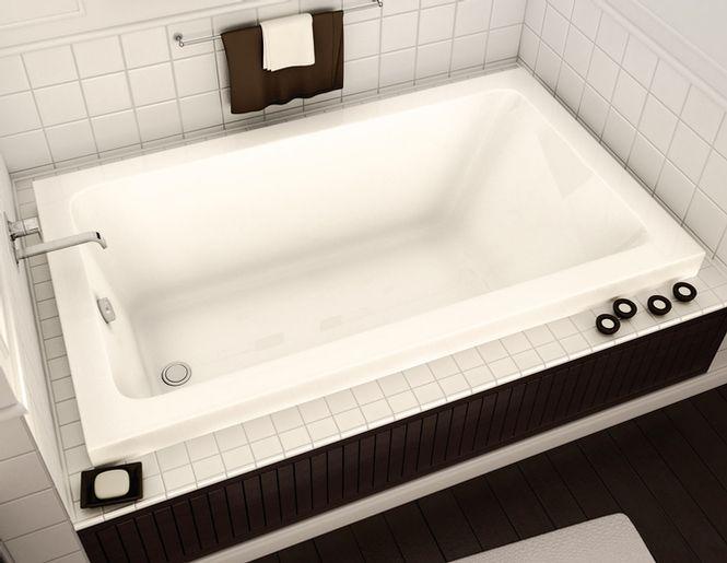 Pose 6030 Drop-in Bathtub - Maax Lovat Road Pinterest Bathtub