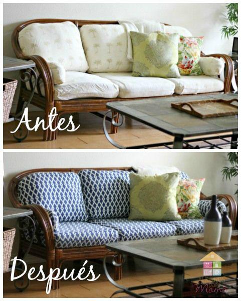 De mueble viejo a uno nuevo por menos de $100 {Fotos del antes y ...