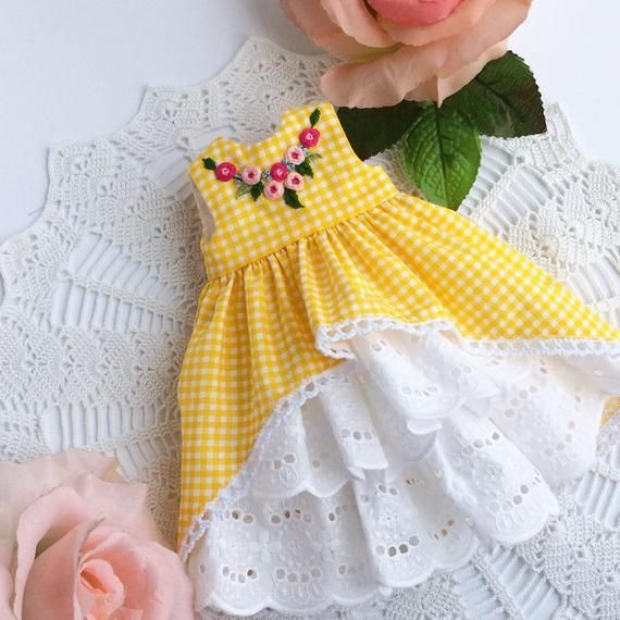 Clothes for doll . Fits 13″ Dianna Effner Little Darling, Paola Reina , mini Maru . Berjuan, Antonio Juan, corolle les cheries