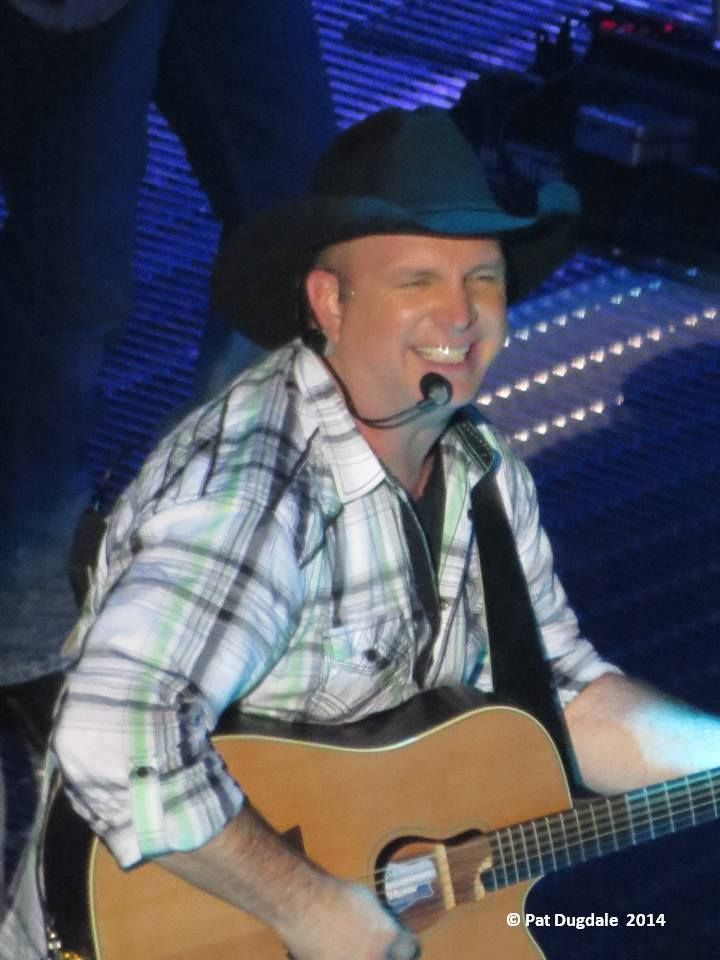 Garth Brooks World Tour 2014 - Lexington, KY