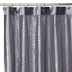 Infinity 72 X Fabric Shower Curtain